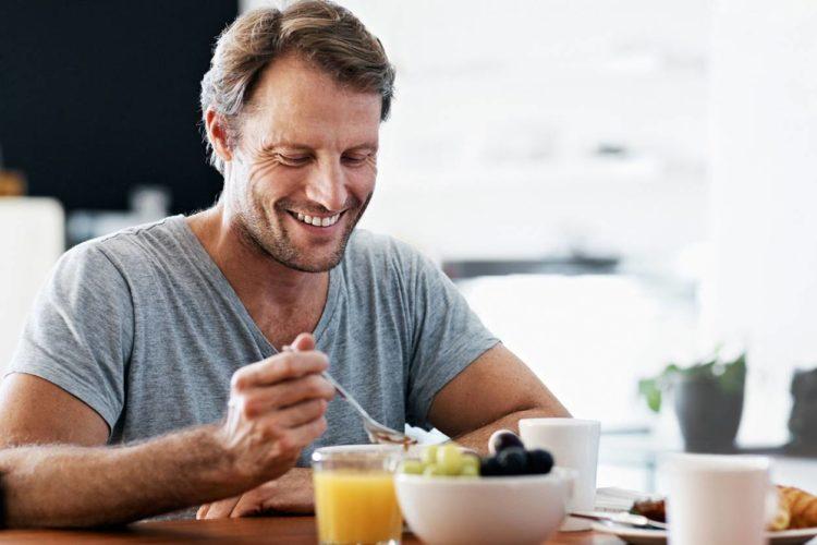 comida sana para almorzar en casa