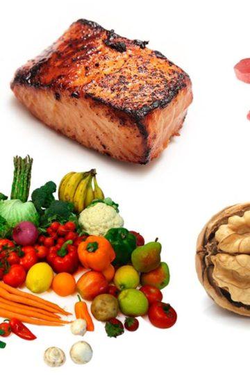 dieta equilibrada menu