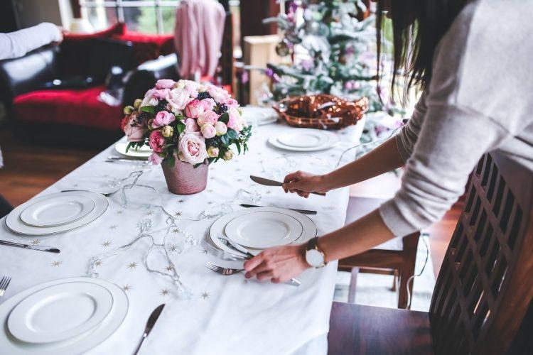 diferencias entre mesa informal y mesa formal